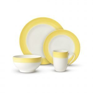Villeroy & Boch Colourful Life Astiasto Lemon Pie 8-Osainen