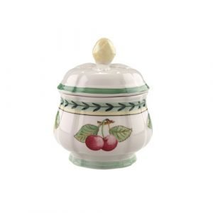 Villeroy & Boch French Garden Fleurence Sokerikulho & Kansi 6 Henk. 20 Cl