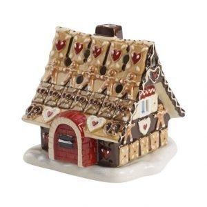 Villeroy & Boch Mini Christmas Village: Piparkakkutalo Tuikkulyhty 11