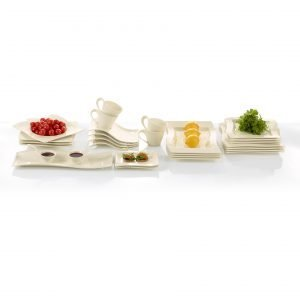 Villeroy & Boch New Wave Salaattilautaset 4 Kpl
