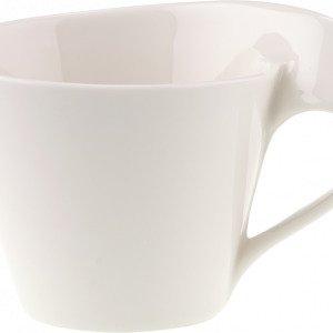 Villeroy & Boch Newwave Caffe Cappuccinokuppi Valkoinen 25 Cl