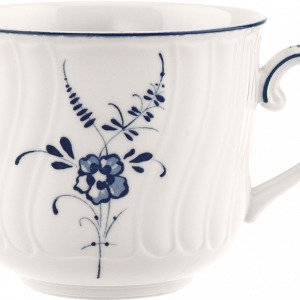 Villeroy & Boch Old Luxembourg Aamiaiskuppi Valkoinen 35 Cl