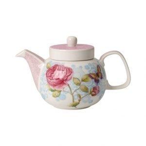 Villeroy & Boch Rose Cottage Teekannu 0