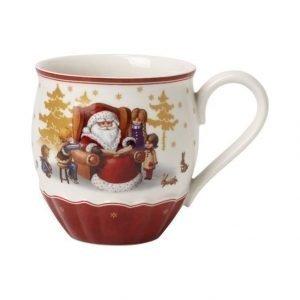 Villeroy & Boch Toy's Fantasy: Santa's Storytime Jättimuki