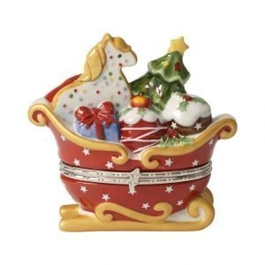 Villeroy & Boch Winter Bakery Decoration Sleigh Koriste