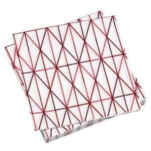 Vitra Grid Paperiservetti Pinkki