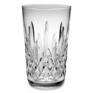 Waterford Lismore Tumbler Lasi Kirkas 35 Cl