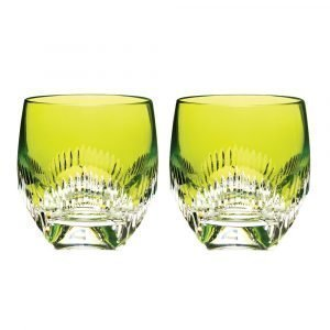 Waterford Mixology Echo Tumbler Lasi Lime 2 Kpl