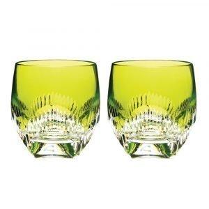 Waterford Mixology Echo Tumbler Lasi Lime 2 Kpl