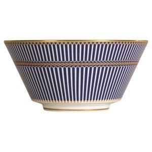 Wedgwood Anthemion Blue Muro / Salaattikulho 15 Cm