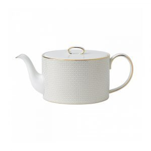 Wedgwood Arris Teekannu Valkoinen 1 L