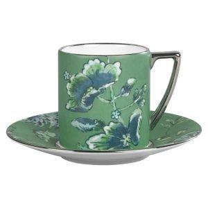 Wedgwood Chinoiserie Green Kahvikuppi 20 Cl