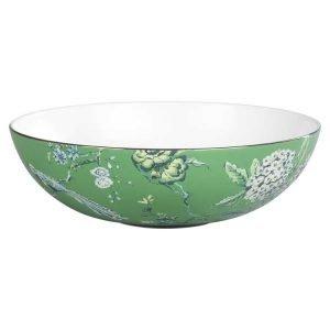 Wedgwood Chinoiserie Green Tarjoilu / Salaattikulho 30 Cm