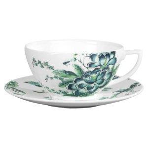 Wedgwood Chinoiserie White Teekuppi 0