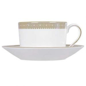 Wedgwood Lace Gold Teekuppi Imperial 15 Cl
