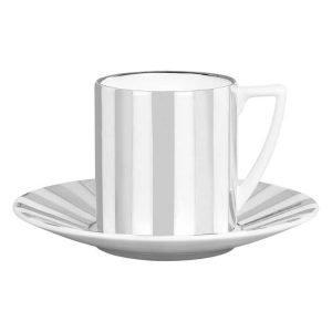 Wedgwood Platinum Espressokuppi