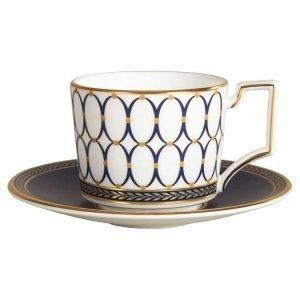 Wedgwood Renaissance Gold Espressokuppi Iconic 70ml