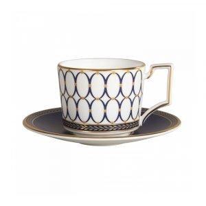 Wedgwood Renaissance Gold Espressolautanen