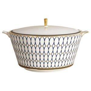 Wedgwood Renaissance Gold Keittoterriini Iconic 3
