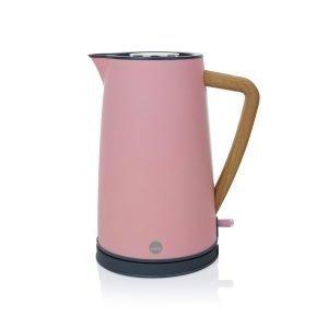 Wilfa Spring Vedenkeitin Vaaleanpunainen 1