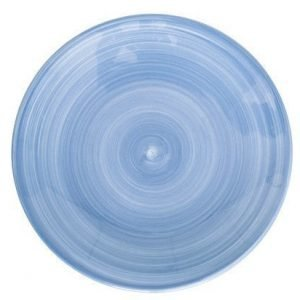 Xantia Ceres Tallrik Blå 22 cm