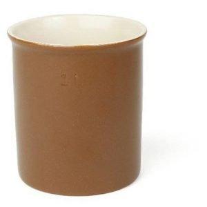 Xantia Kastikeruukku pieni ruskea/beige