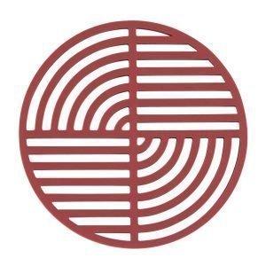 Zone Denmark Circle Pannunalunen Punainen