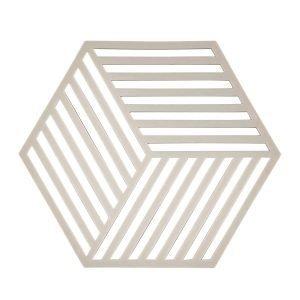 Zone Denmark Hexagon Pannunalunen Lämminharmaa