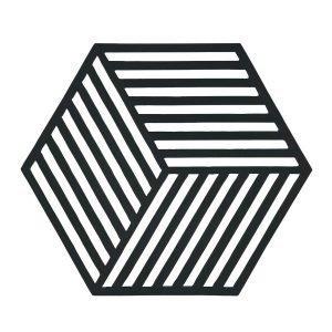 Zone Denmark Hexagon Pannunalunen Musta