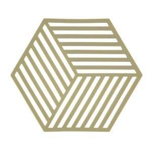 Zone Denmark Hexagon Pannunalunen Oliivi