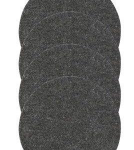Zone Denmark Lasinalunen Huopa Tummanvihreä 10 cm 4-pack