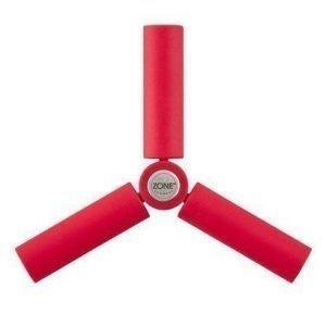 Zone Denmark Pannunalunen magneetilla Punainen 20 cm