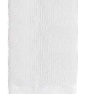 Zone Denmark Pyyhe 100% Puuvilla Valkoinen 100x50 cm