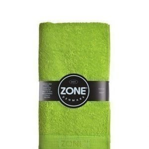 Zone Denmark Pyyhe Basic Lime 70x50 cm