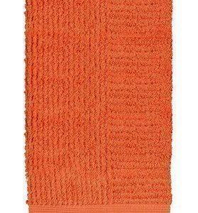 Zone Denmark Pyyhe Classic Oranssi 100x50 cm