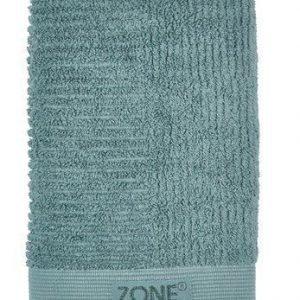 Zone Denmark Pyyhe Classic Petrol/Vihreä 70x50 cm