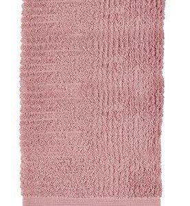 Zone Denmark Pyyhe Classic Rosa 100x50 cm
