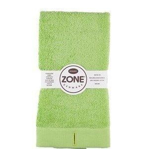 Zone Denmark Pyyhe Lime 100x50 cm