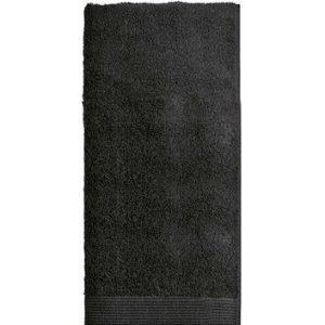 Zone Denmark Pyyhe Musta 100x50 cm