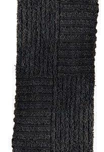 Zone Denmark Rätti 100% Puuvilla Musta 30x30 cm