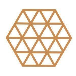 Zone Denmark Triangles Pannunalunen Butterschotch