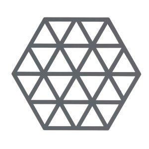 Zone Denmark Triangles Pannunalunen Cool Grey