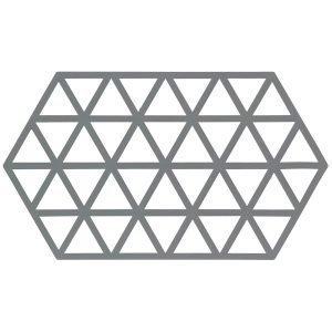 Zone Denmark Triangles Pannunalunen L Cool Grey