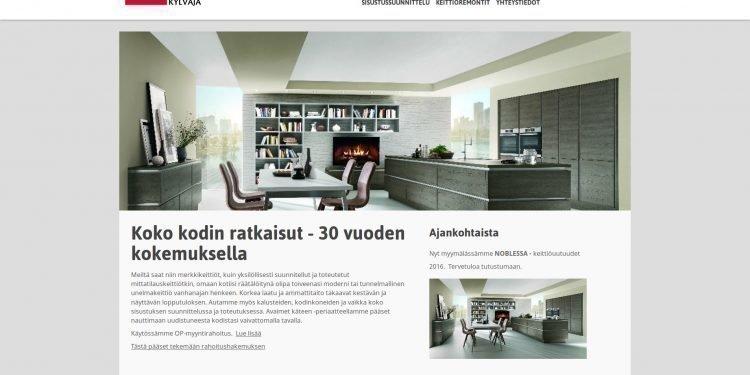 Keittiökauppa Kylväjä Oy